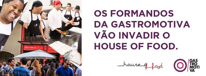 *Créditos: Facebook House of Food