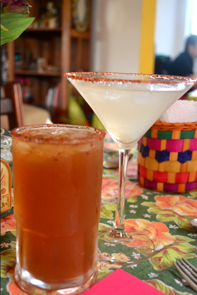 michelada mexicana