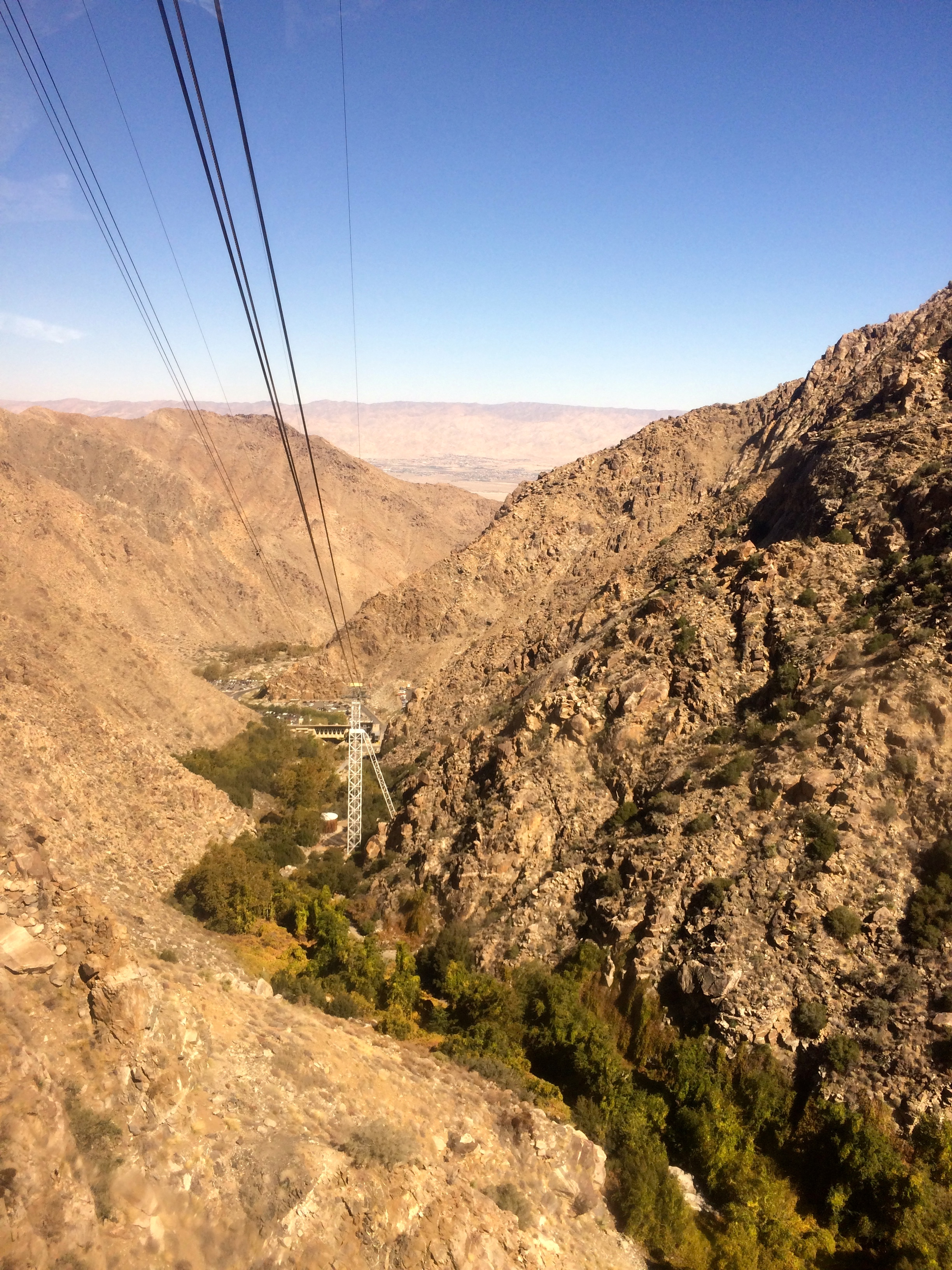 palm springs aerial tramway pictures